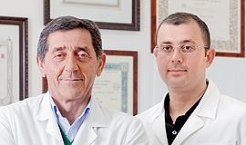 Antonio e Lorenzo Rapisarda, Oculisti a Catania e Siracusa